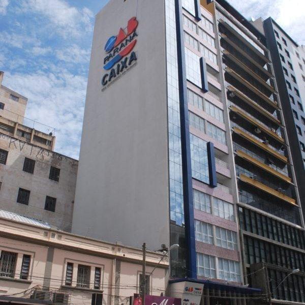 Edifício Maringá em 2017.