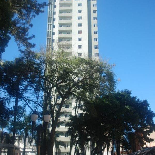Edifício Frederico Reichmann em 2017.