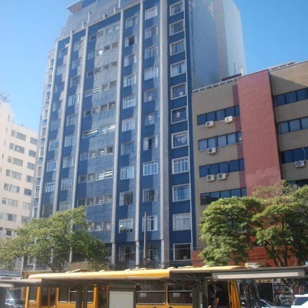 Edifício Presidente em 2017.