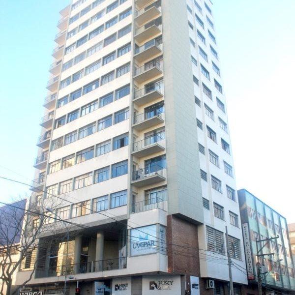 Edifício Ivahy em 2017.