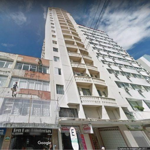 Edifício Reinaldo Thá em 2017.