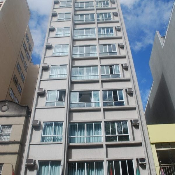 Edifício Nossa Senhora da Conceição em 2017.