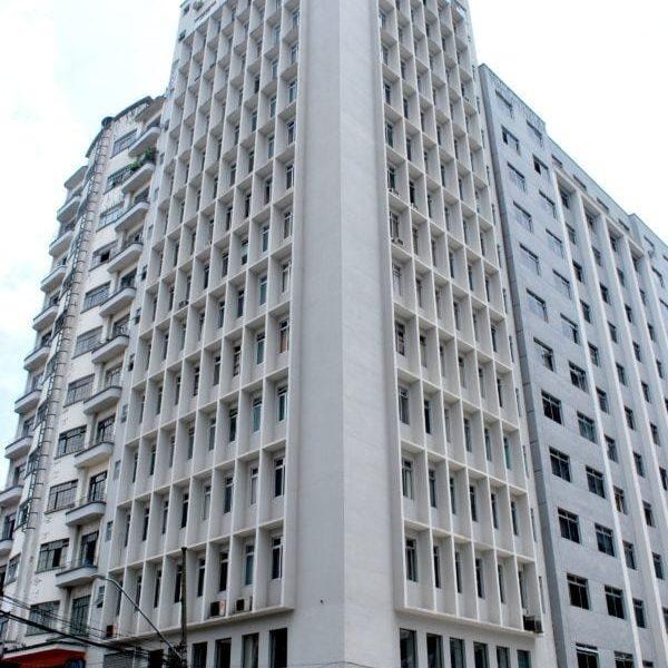 Edifício Coronel Quinco Cabral em 2017.