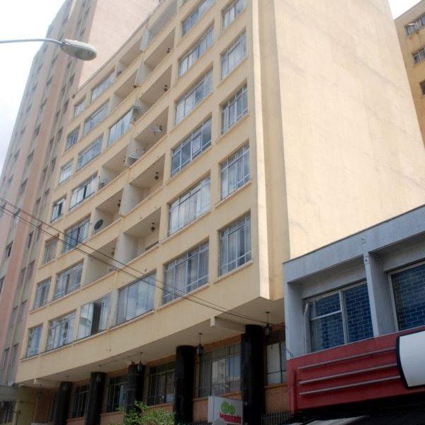 Edifício Waldemar de Abreu em 2017.