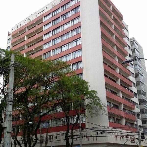 Edifício Genésio Moreschi em 2017.