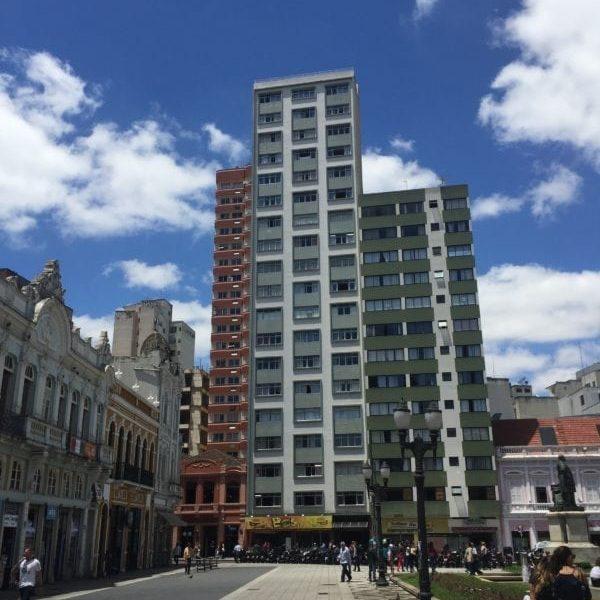 Edifício Joaquim Andrade em 2017.