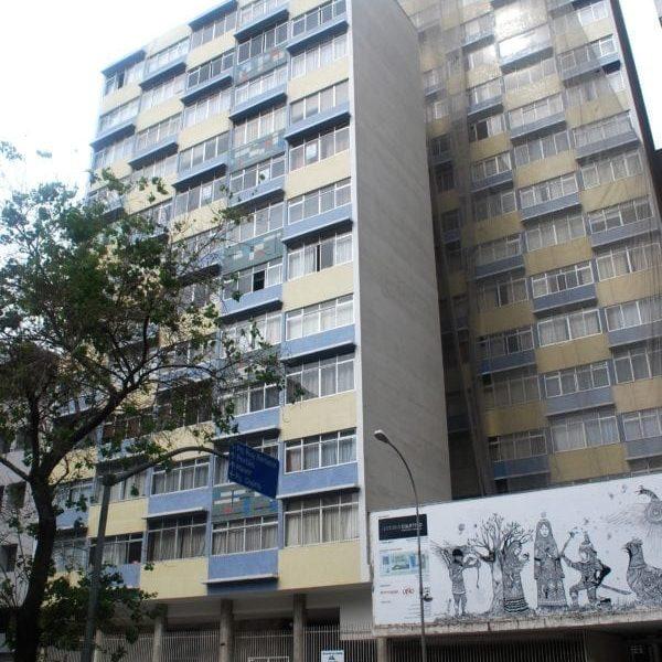 Edifício Brasílio Araújo em 2017.