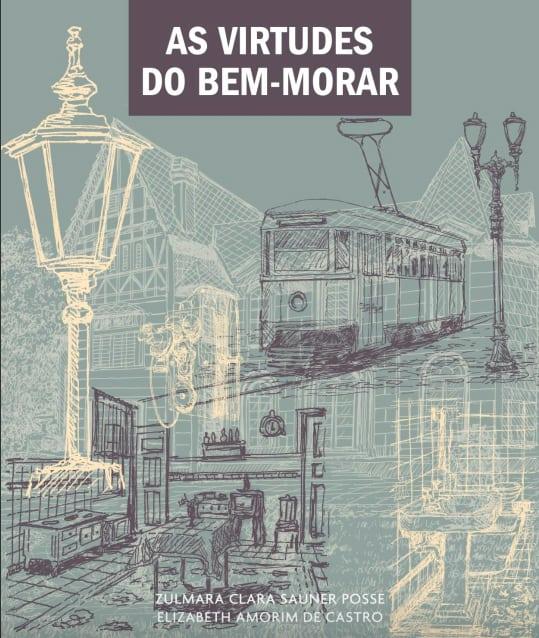 capa do livro as virtudes do bem morar