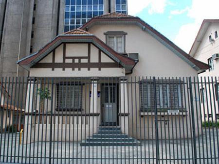 Antiga Residência Casemiro Mitzuck, 2012.