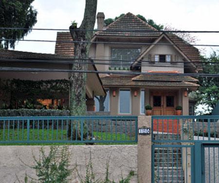 Antiga Residência Verner Beck, 2010.