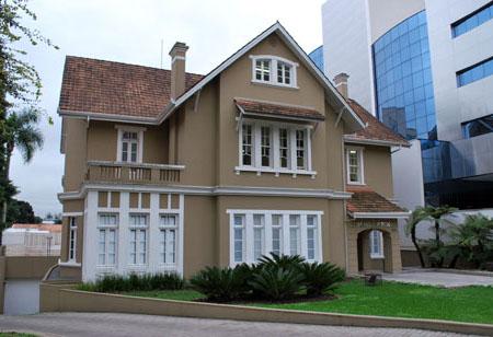 Antiga Residência de Guilherme Withers Junior, 2009.